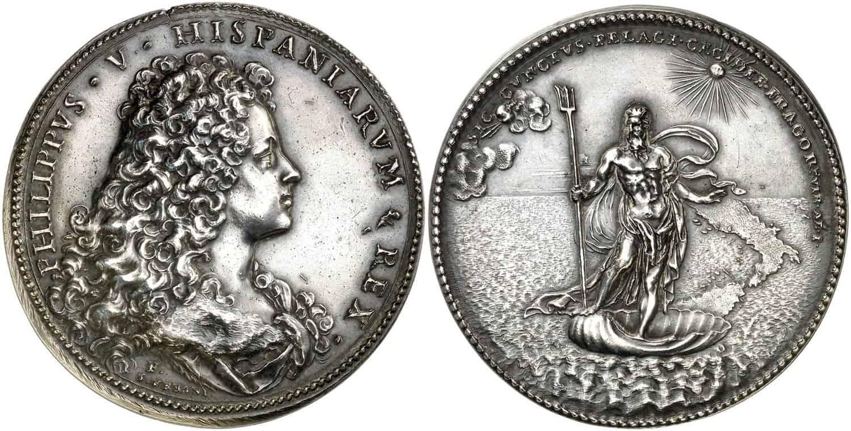 medalla Felipe V