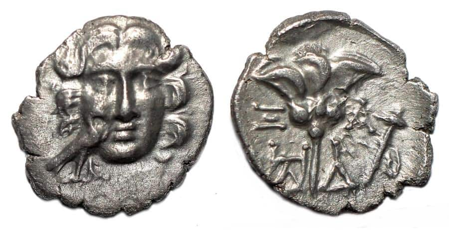 MYLASA (Caria) AR Drachm