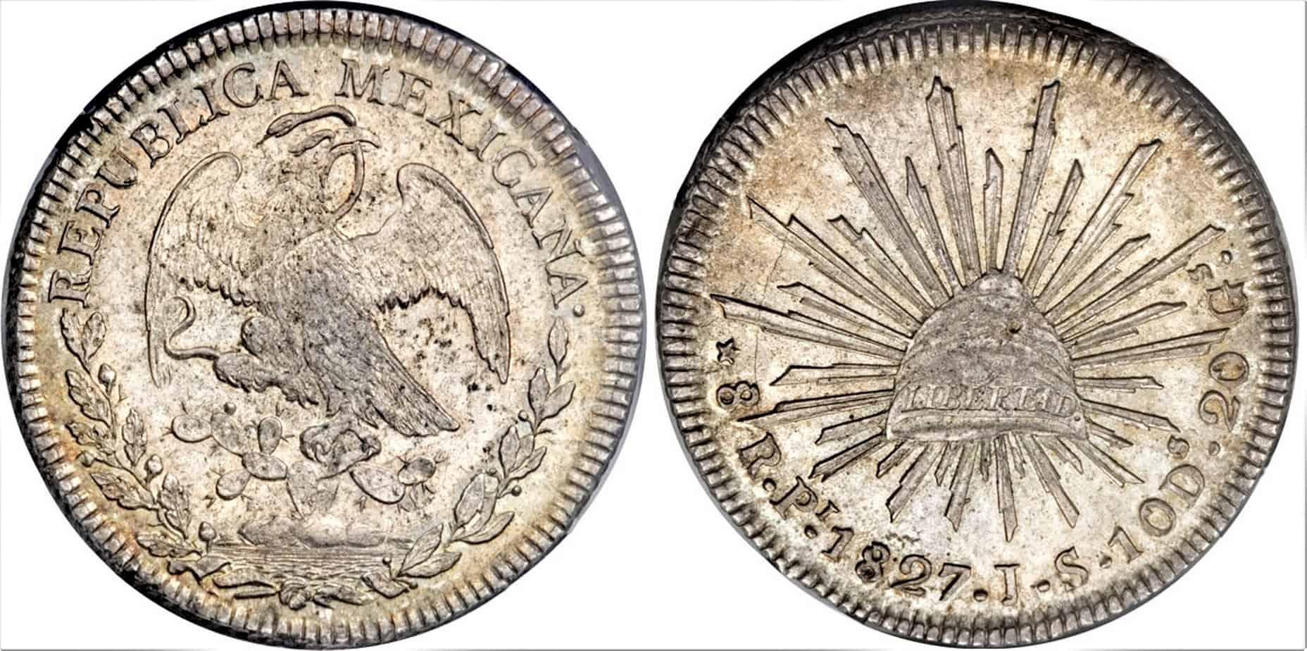 Las monedas mexicanas más caras