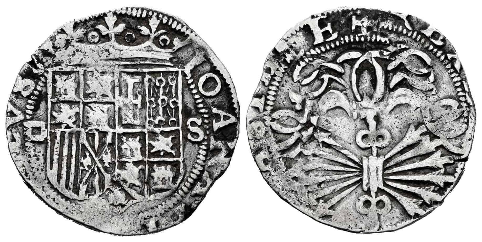 1 real de Juana y Carlos, Sevilla