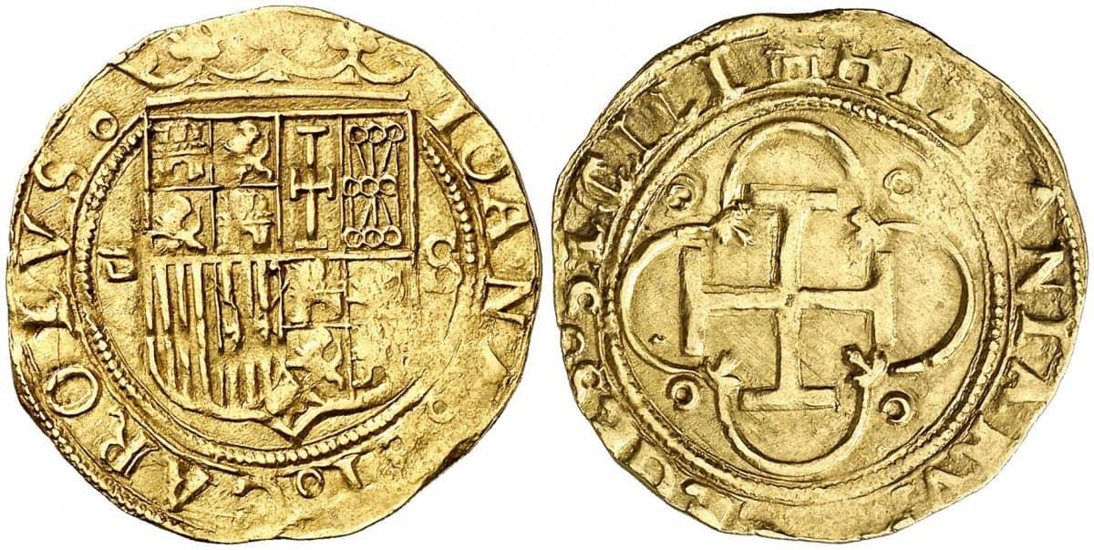 1 escudo Juana