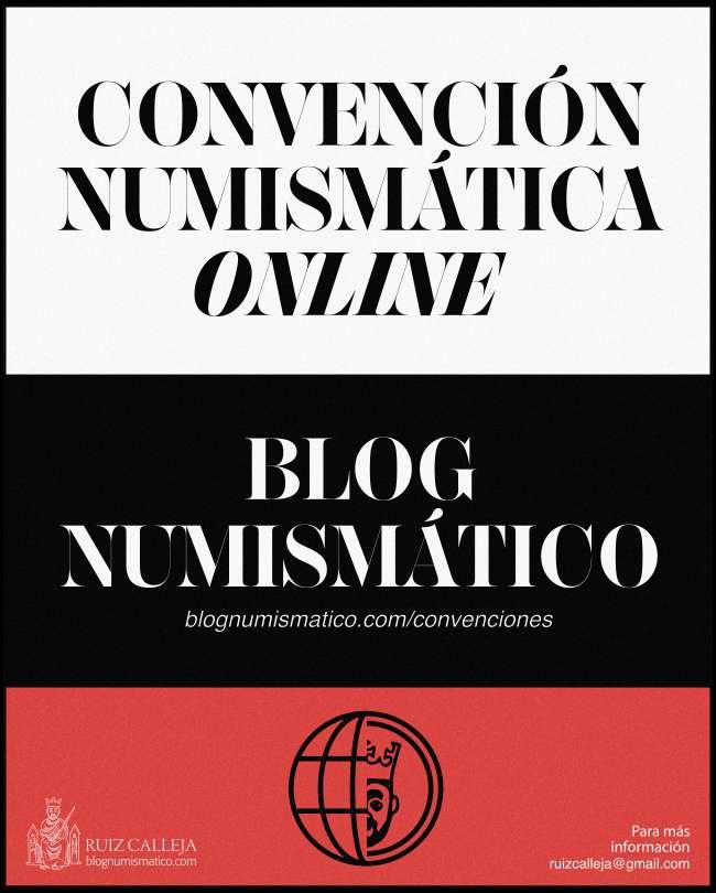 Voy a organizar las dos primeras convenciones numismáticas online