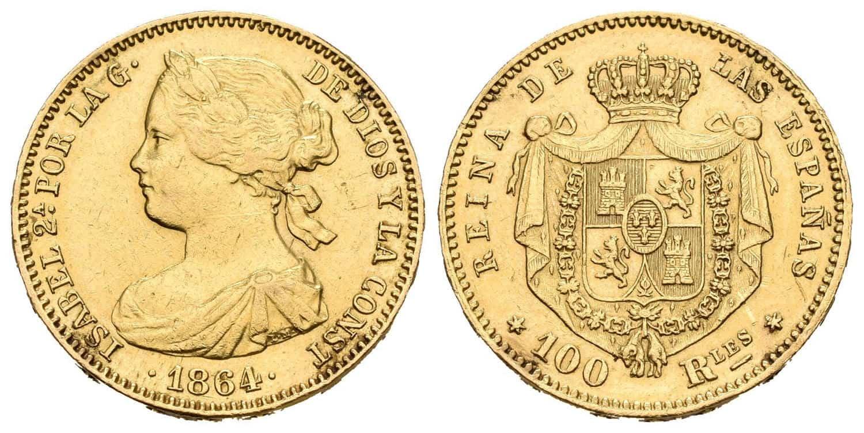 Siete monedas históricas españolas que se pueden comprar por su peso en oro o plata