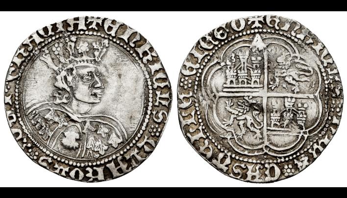 Los reales de Enrique IV de La Coruña