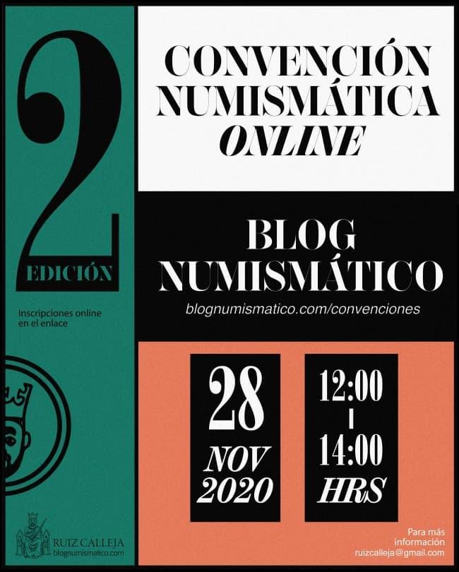 Crónica de la Segunda Convención Numismática Online