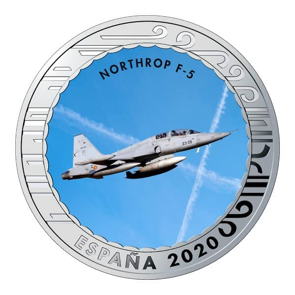 Northrop F-5 «Freedom Fighter»