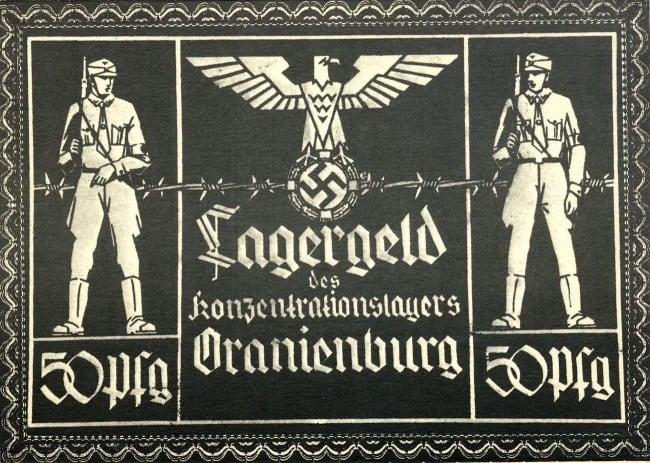 50 pfenning Oranienburg