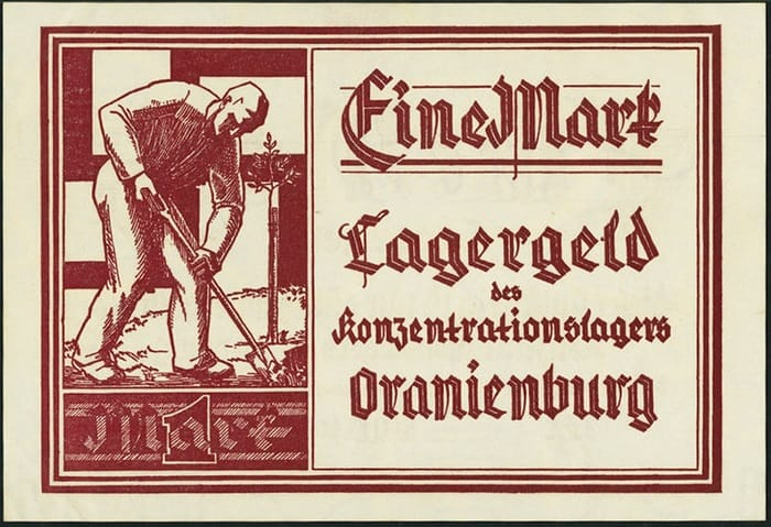 Oranienburg, 1 marco