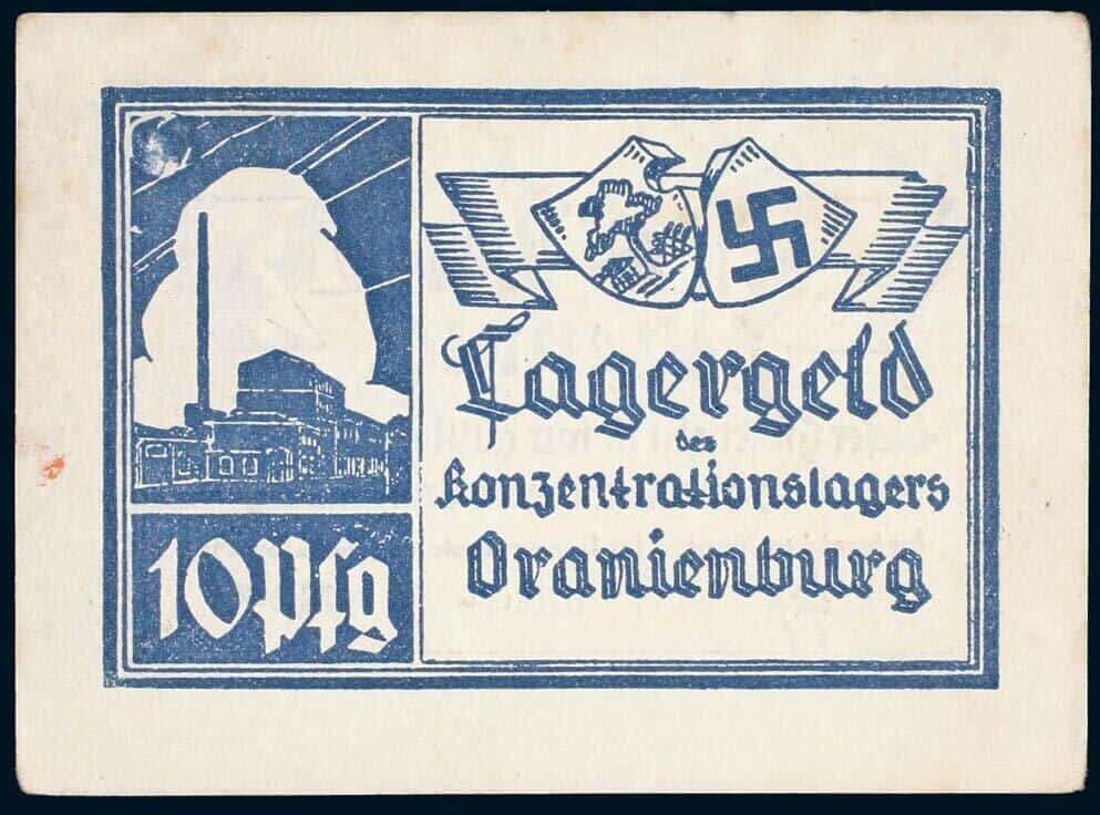 Oranienburg, 10 pfennig