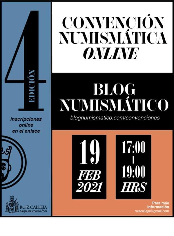 Crónica de la Cuarta Convención Numismática Online