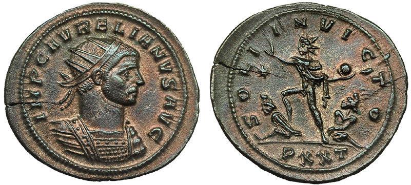 Antoniniano de Aureliano