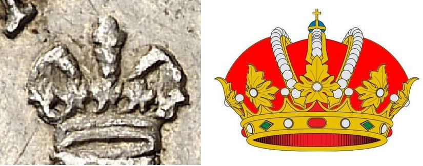 Corona Imperial España