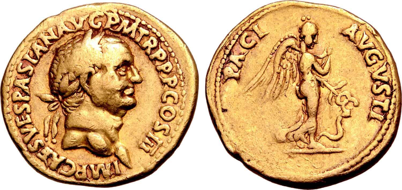 áureo Vespasiano