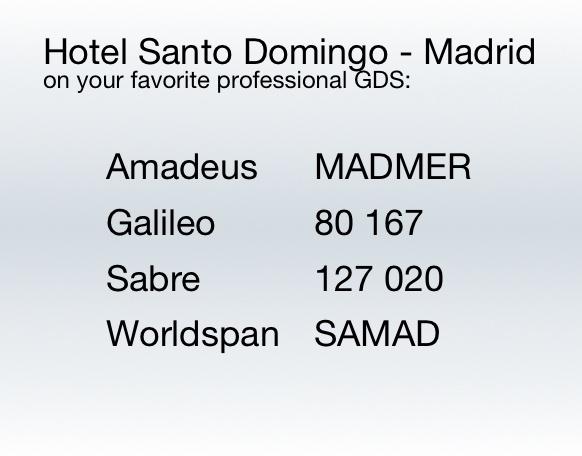 Hotel Santo Domingo Madrid Hotel Santo Domingo Madrid