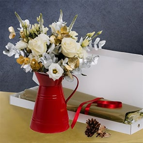 Dasher Flowers Delivered - Dedicated to Dasher the extrovert! 