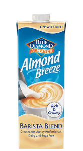 Almond Breeze Barista Blend