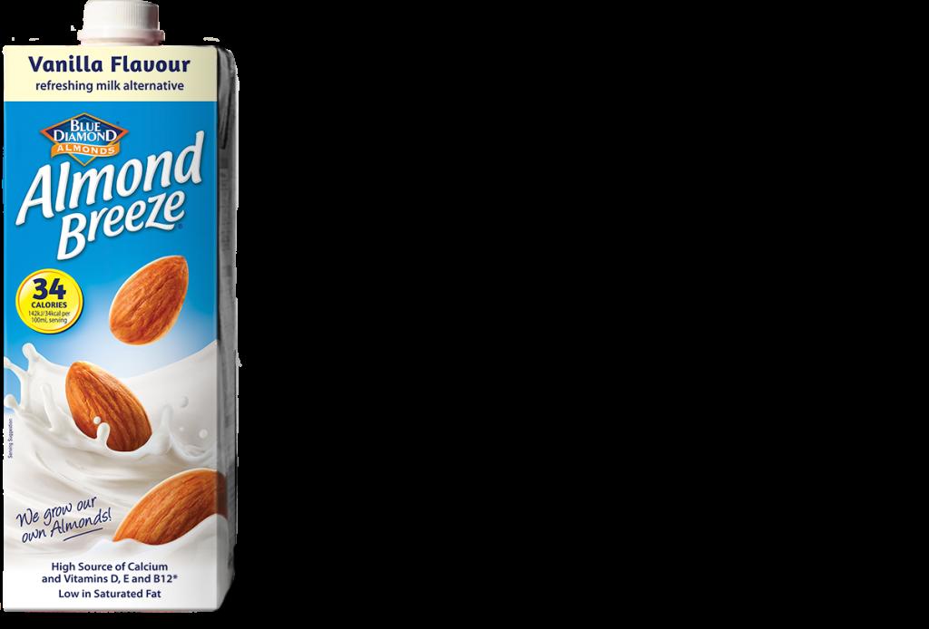 Vanilla Almond Breeze