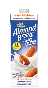 Almond Breeze Nutri+ Calcium