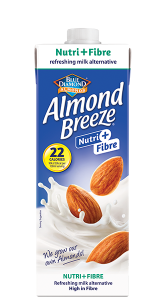 Almond Breeze Nutri+ Fibre