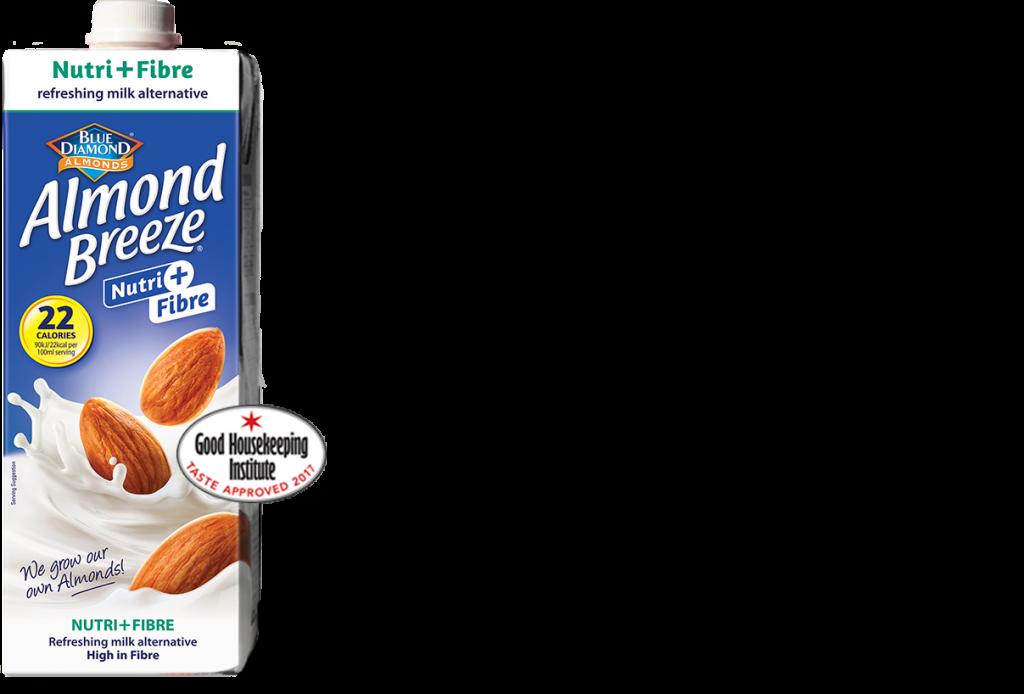 Almond Breeze Nutri+ Fibre