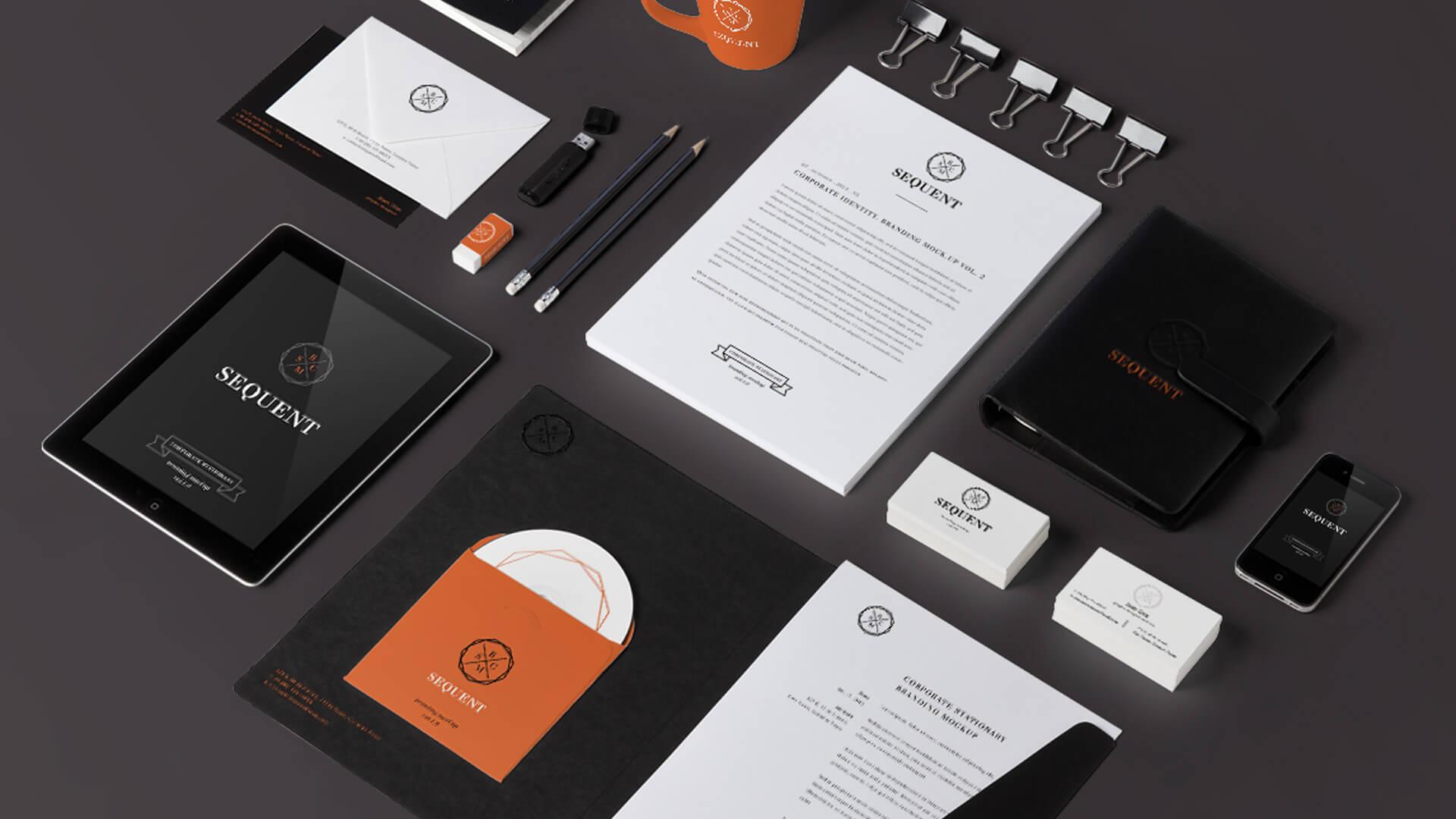 Corporate Identity & Brand Design Inspiration