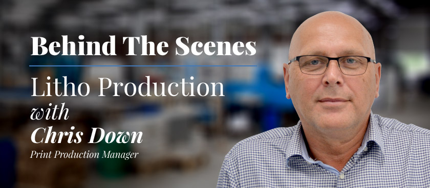 Behind The Scenes: Litho Production