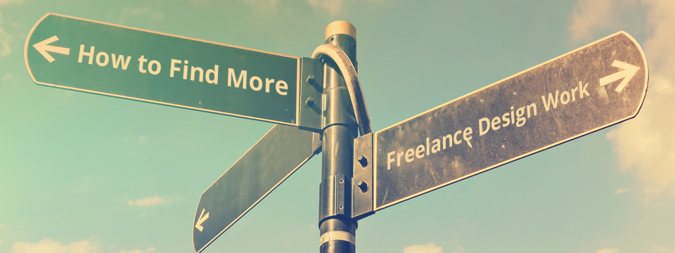 How to Find More Freelance Design Work