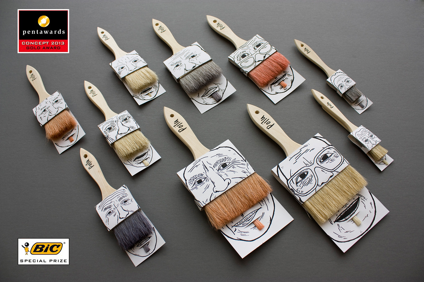 Packaging_Paintbrushes