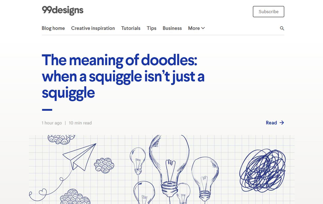 Design Blogs_99 Designs