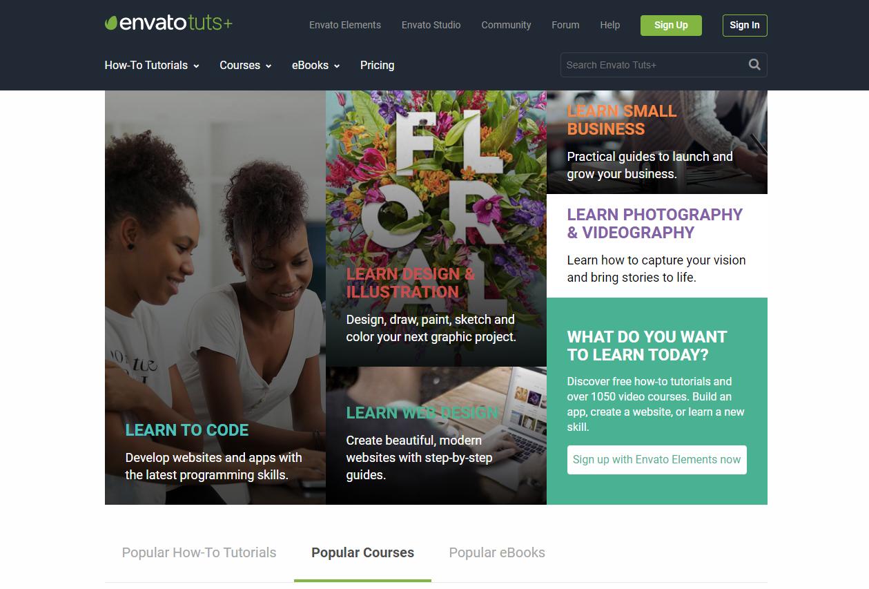 Design Blogs_Envato Tuts+