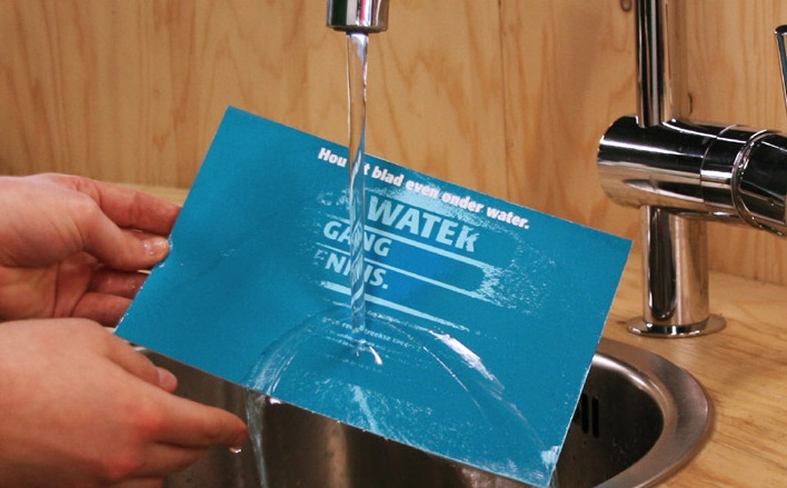 Direct Mailers World Water Day
