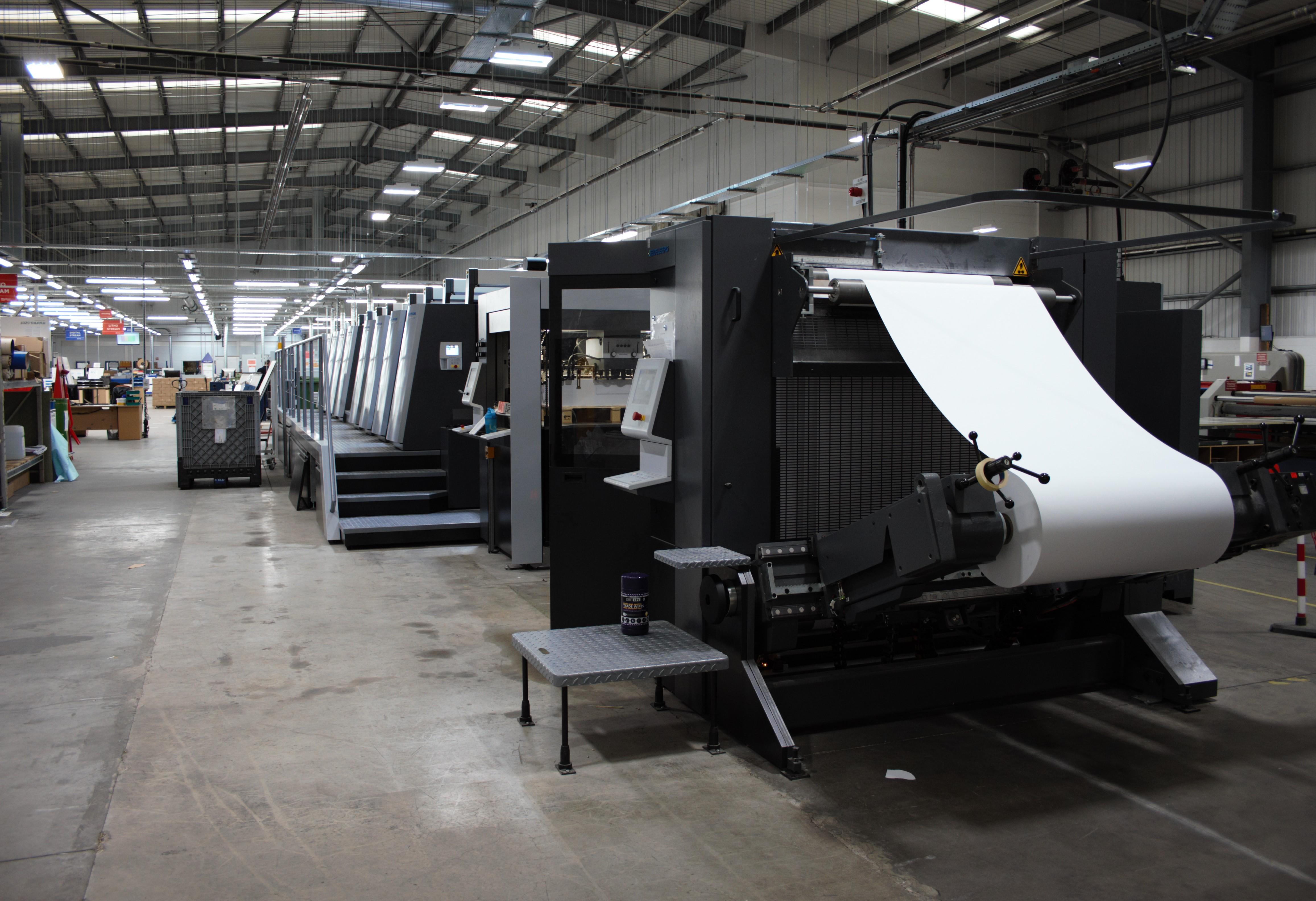 Factory Heidelberg XL 106