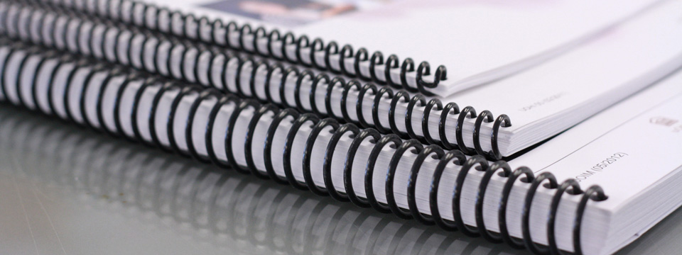 Production Spotlight: Our Booklet Binding Department