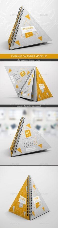 Calendar Triangle Desk