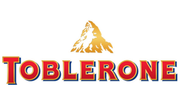 Hidden Logo Toblerone