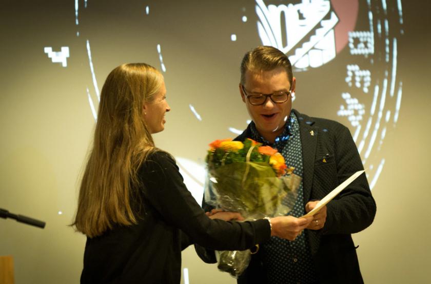 Kulturpris Skrede Andersland