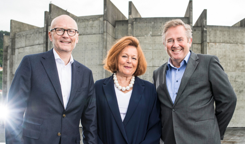 Anders Beyer Mary Miller Bernt Bauge