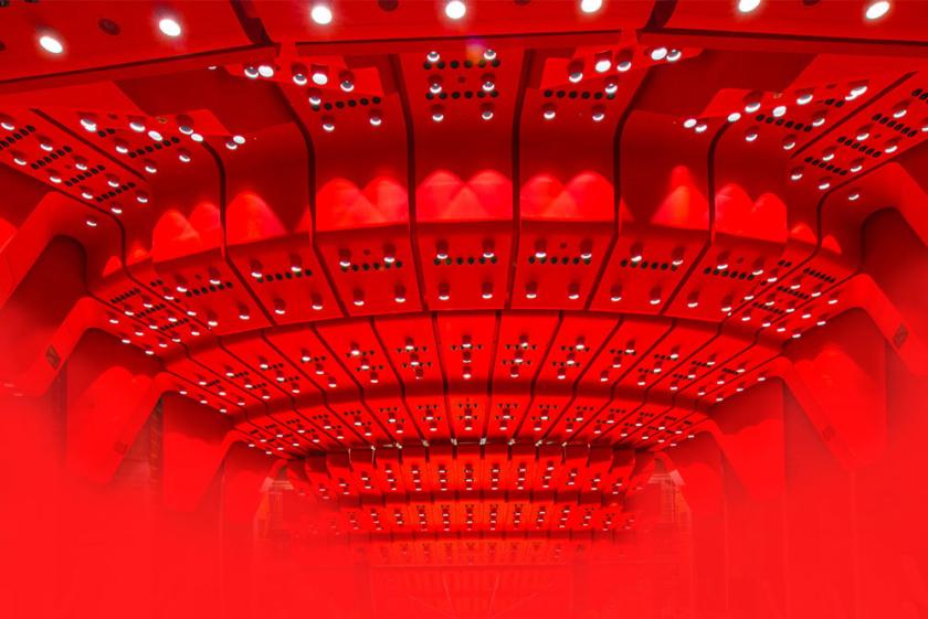 Grieghallen Red Inside