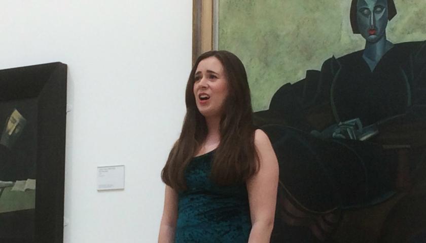 Marita Lervik åpner Leeds art Gallery