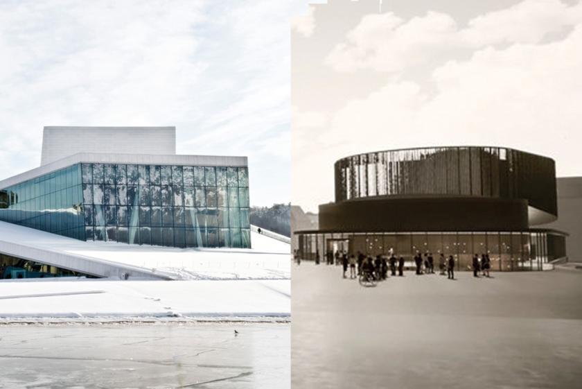 Oslo og Bergen - Operahus