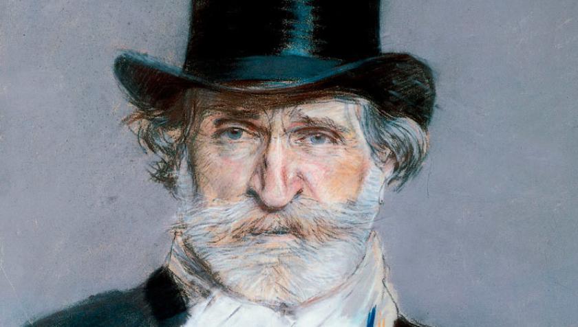 Verdi By Giovanni Boldini