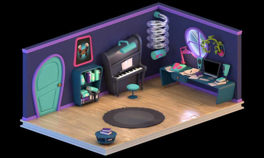 Composer Room