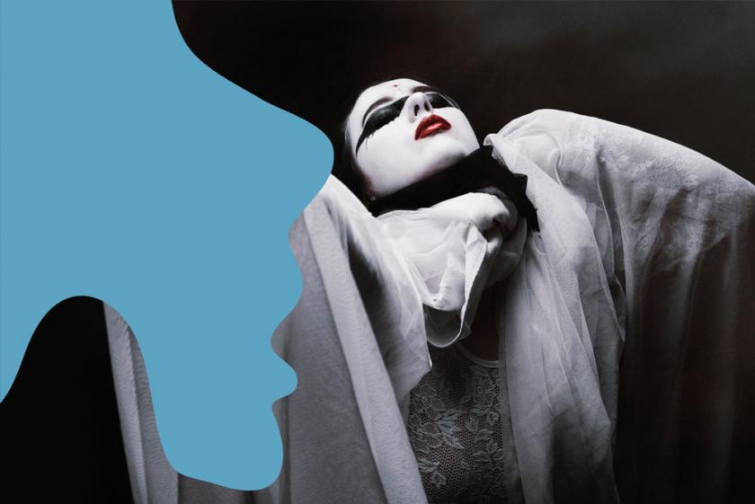 Operaakademi plakat blue nett
