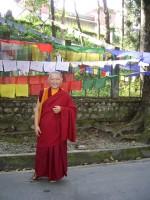 Rinpoche photo by Ani Karma Tsultrim