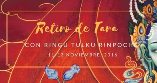 RTR Mexico 2016 Tara Retreat