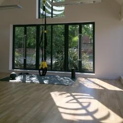Hyntle Barns rehab studio