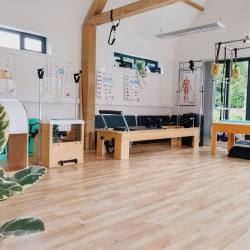 Hyntle Barn clinic pilates studio