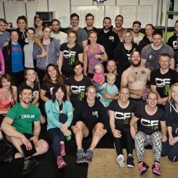 CrossFit-ISC box team 2015