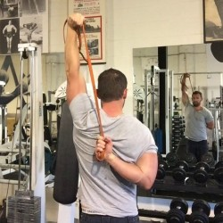 Powerband Shoulder Mobility