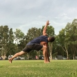 Yoga Bodyweight Pose